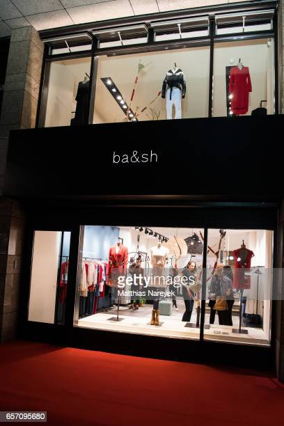 General atmosphere prior to the BaSh store opening on March 23 2017 in Berlin Germany