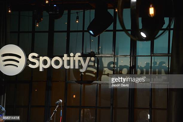 General atmosphere view at Spotify presents An Intimate Evening With Shane McAnally at the Rosewall on November 2 2014 in Nashville Tennessee