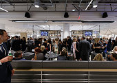 A general atmosphere view during the InStore Opening Gala at Nordstrom Pacific Centre on September 16 2015 in Vancouver Canada
