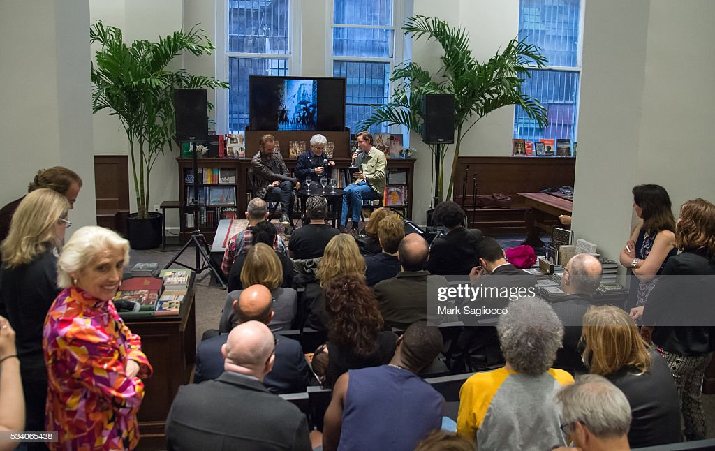 General atmosphere view of the Bill Jacklin Book Launch Party at Rizzoli Bookstore on May 24, 2016 in New York City.