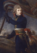 'General Bonaparte at Arcole 17 November 1796' Napoleon Bonaparte during his victory over the Austrians in Italy in November 1796 He enjoyed a...
