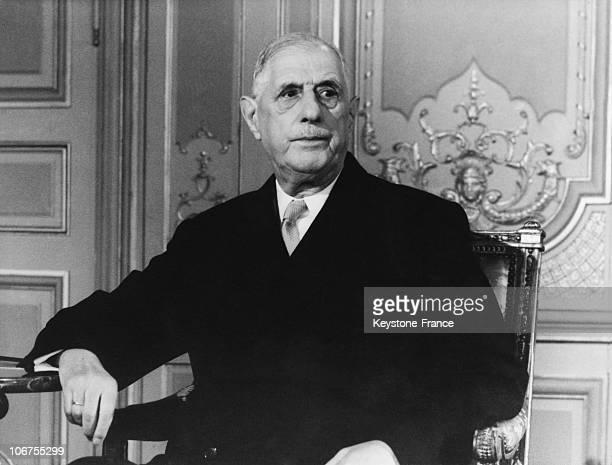 General Charles De Gaulle 1968