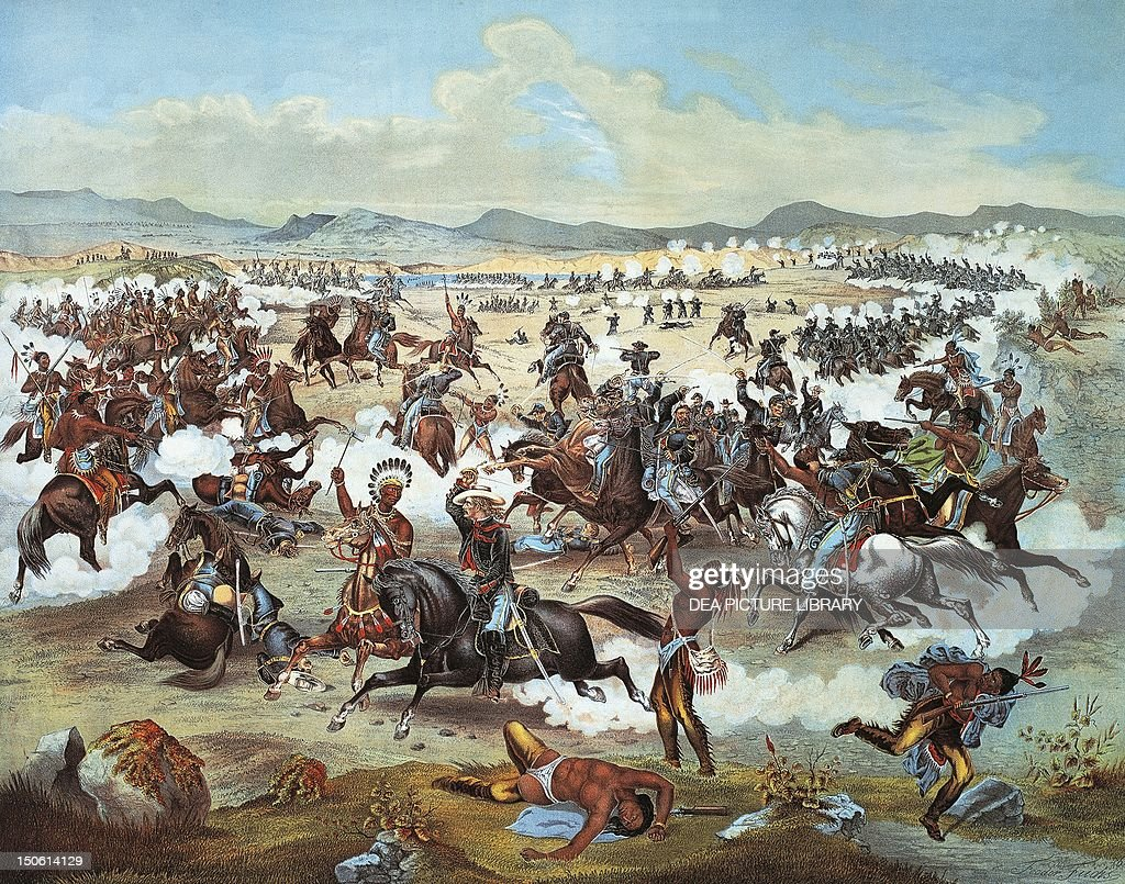 an overview of the american indian wars in 19th century Asian american history civil war and reconstruction colonial history cultural history early national history  show summary details  historical studies of late-19th-century indian.