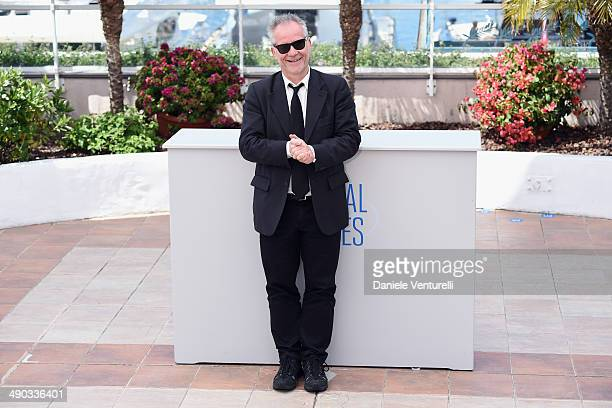 General Delegate of the Cannes Film Festival Thierry Fremaux attends the 'Grace of Monaco' photocall during the 67th Annual Cannes Film Festival on...