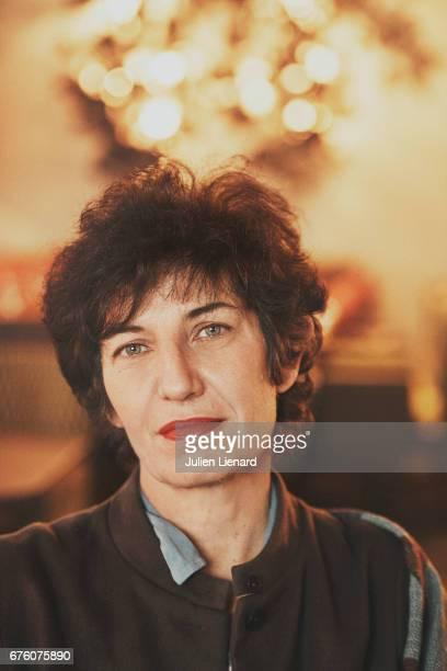 General Director at Femis Nathalie CosteCerdan is photographed on December 8 2016 in Paris France