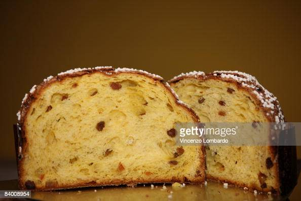 A general display of the Italian national christmas cake 'King Panettone' at the Litta Theatre on November 22 2008 in Milan Italy