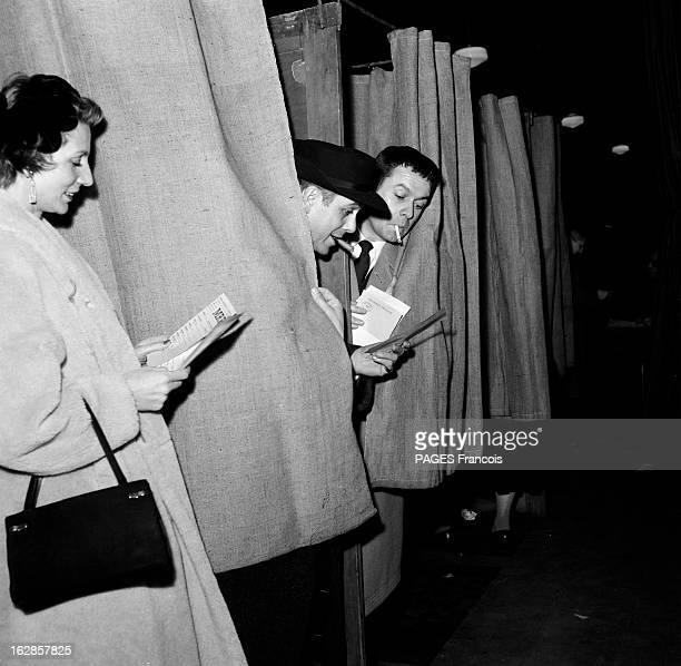 General Elections In France In January 1956 En France Les élections législatives se sont déroulées le 2 janvier 1956 Ce sont les dernières élections...
