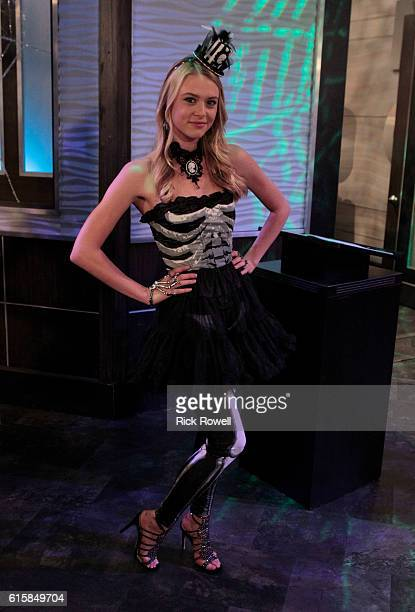 HOSPITAL 'General Hospital' celebrates Halloween the week of October 31 2016 'General Hospital' airs MondayFriday on the ABC Television Network HAYLEY