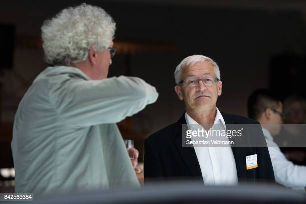General impressions during the Awarding Ceremony at the 20th anniversary of Volunteering for the Club 100 at MercedesBenz Museum on September 4 2017...