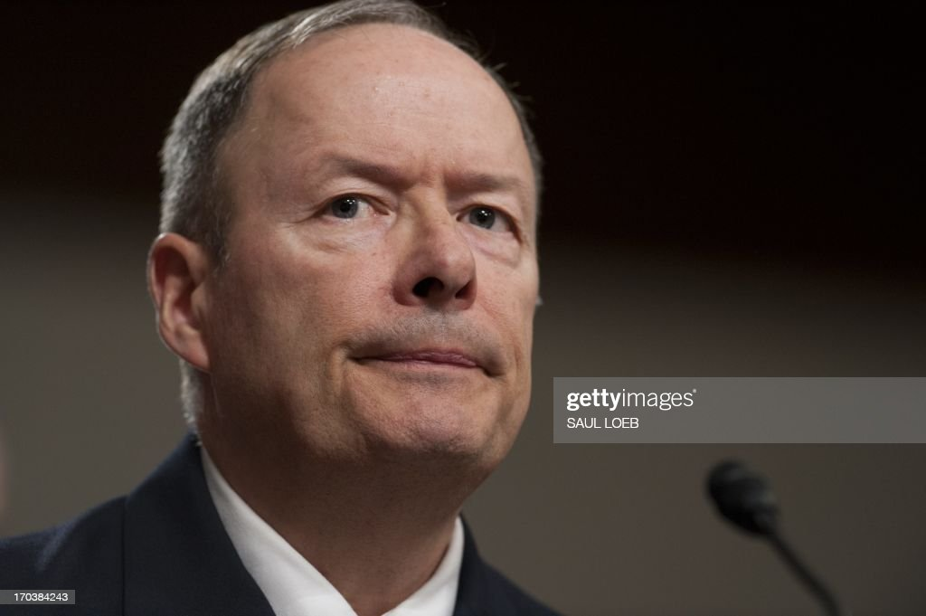 General Keith Alexander director of the National Security Agency commander of the US Cyber Command and chief of the Central Security Service...