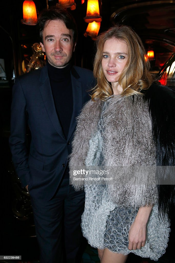 Berluti Dinner At Maxim's During Paris Fashion Week - Menswear F/W 2017-2018