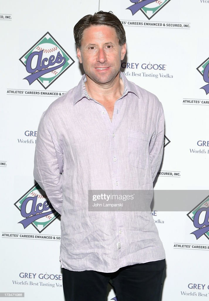 General Manager of the Mets Jeff Wilpon attends ACES Annual All Star Party at Marquee on July 14, 2013 in New York City.
