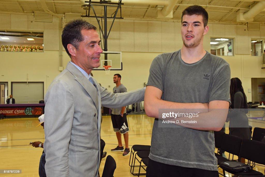 2016-2017 NBA Press Conferences