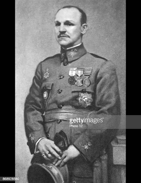 General Manuel Goded Llopis Spanish Army general who was one of the key figures in the July 1936 revolt against the democratically elected Second...