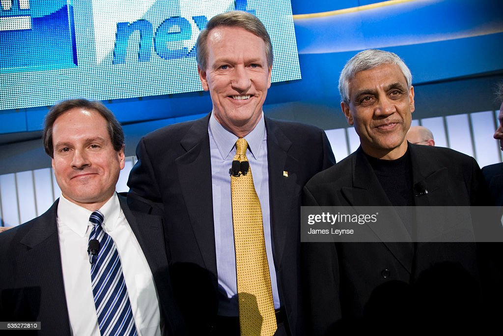 Image result for GM's Chairman Rick Wagoner Meets with Bloggers at NAIAS