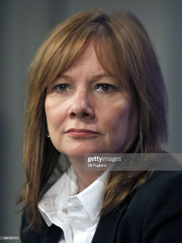 Mary Barra Holds Press Conference On Ignition Switch ...