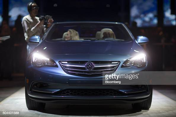Buick Cascada Stock Photos And Pictures Getty Images