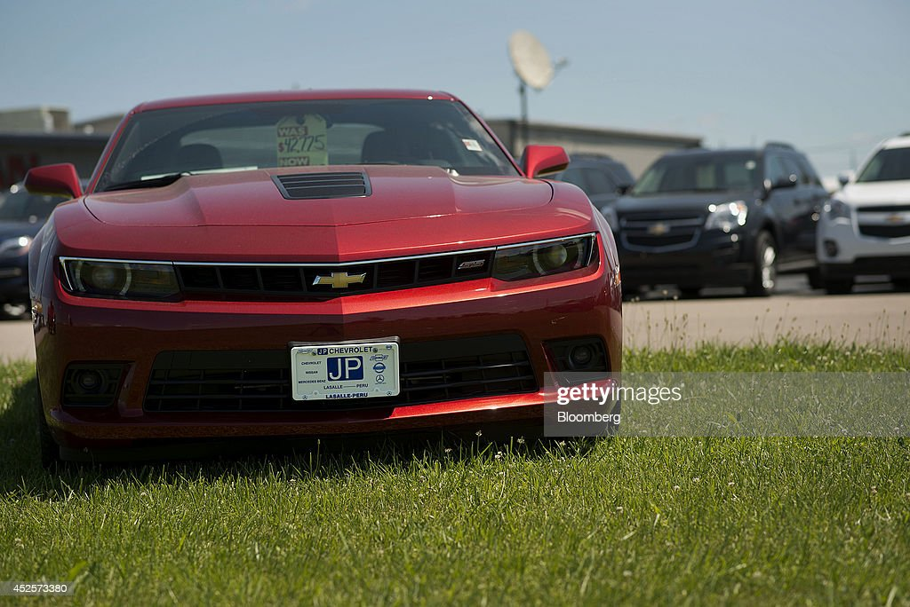 A general motors co car dealership ahead of earnings General motors earnings