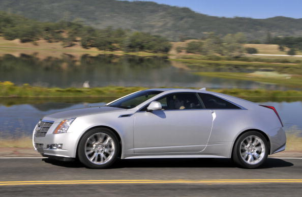 Cadillac Cts V Stock Photos And Pictures Getty Images