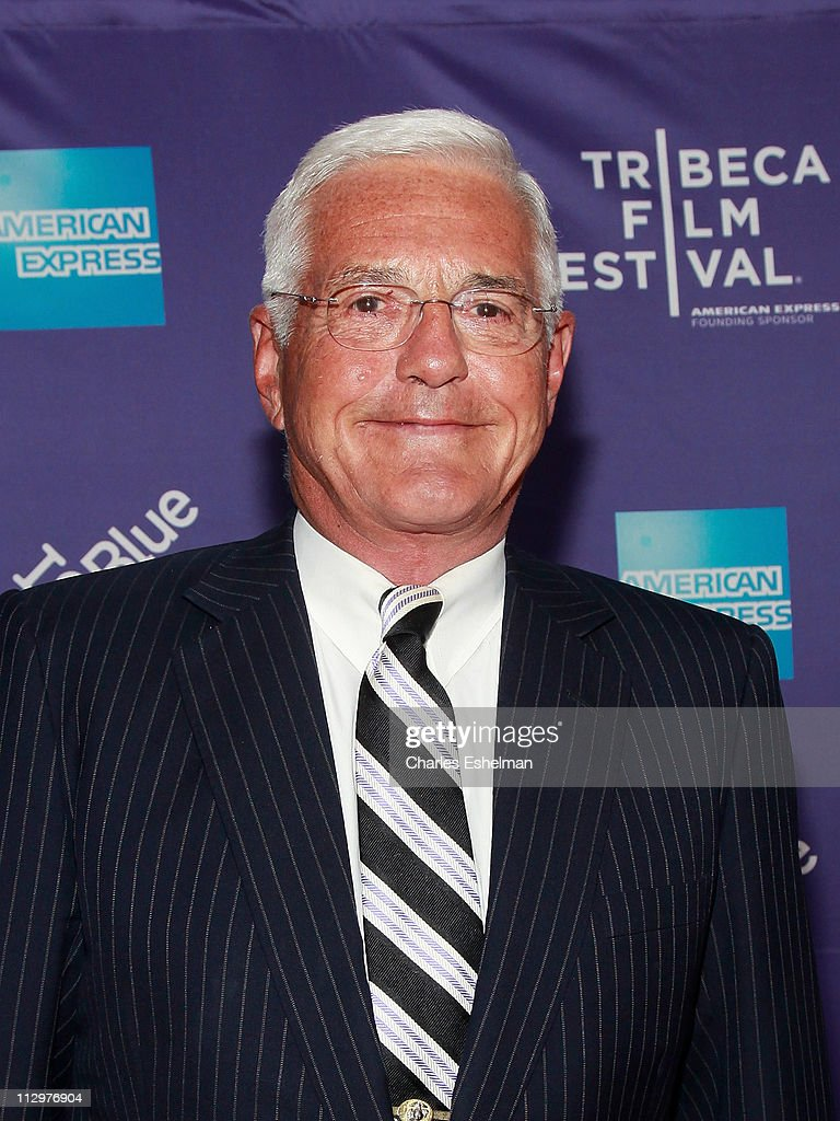 General Motors executive <a gi-track='captionPersonalityLinkClicked' href=/galleries/search?phrase=Bob+Lutz&family=editorial&specificpeople=226686 ng-click='$event.stopPropagation()'>Bob Lutz</a> attends the premiere of 'Revenge of the Electric Car' during the 10th annual Tribeca Film Festival at SVA Theater on April 22, 2011 in New York City.