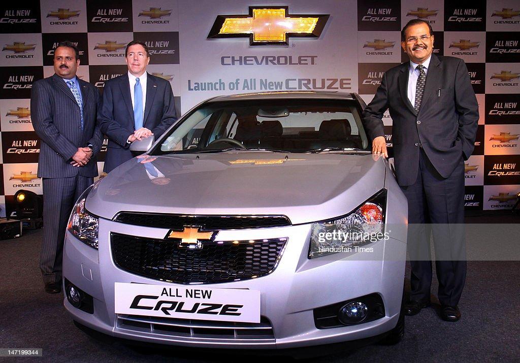General Motors Launches New Chevrolet Premium Sedan 39 Cruze