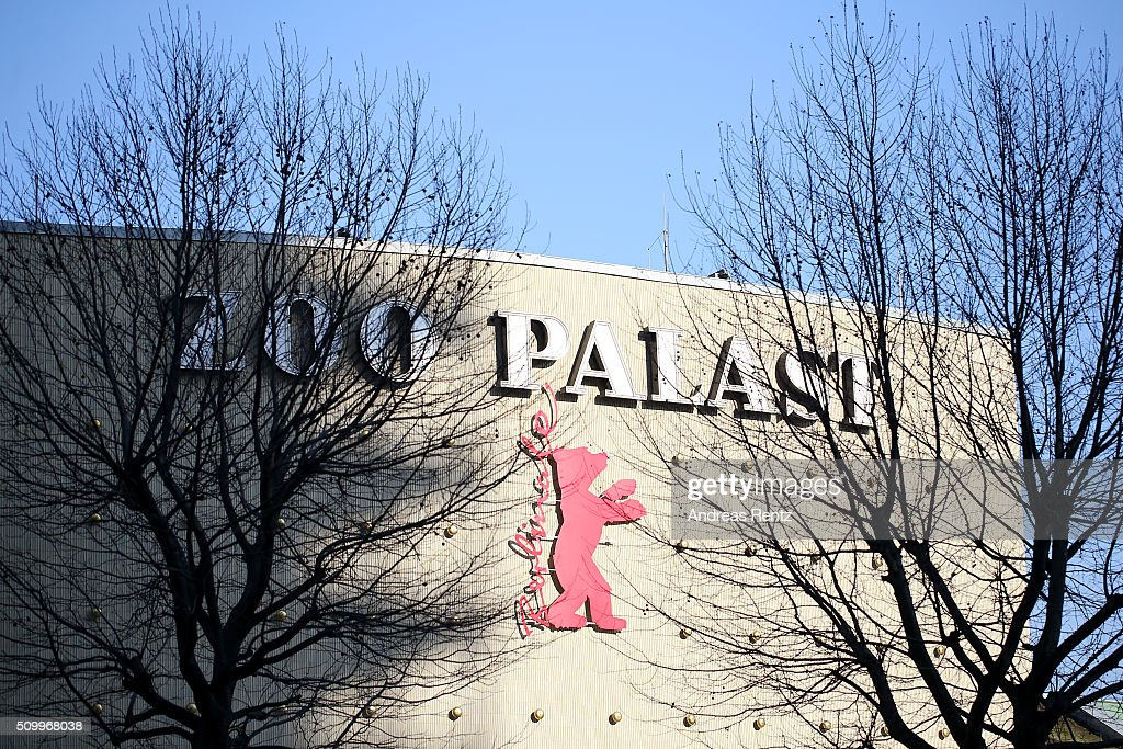A general outside view of the Zoo Palast during the 66th Berlinale International Film Festival Berlin on February 13, 2016 in Berlin, Germany.