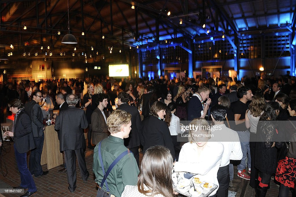 General overview of 'Night Train to Lisbon' after show party during the 63rd Berlinale International Film Festival at the Technik Museum on February 13, 2013 in Berlin, Germany.
