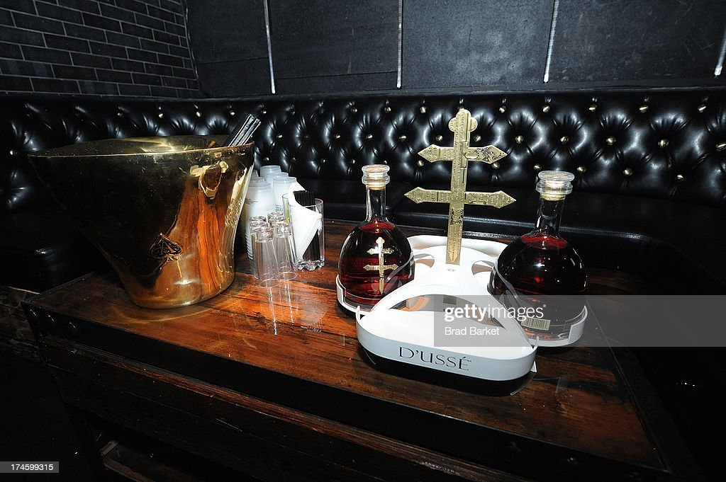 A general overview of the Jay Z After Party a Sound Night club on July 27, 2013 in New York City.