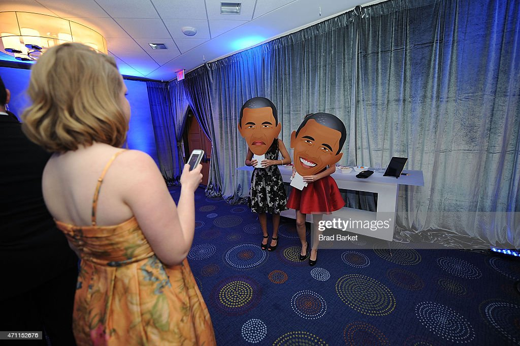 A general overview of The Washington Post White House Correspondents' Pre-Dinner Reception at The Washington Hilton on April 25, 2015 in Washington, DC.