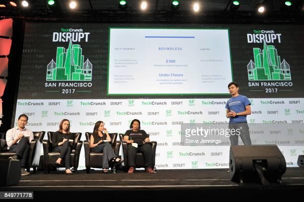 NEA General Partner Jon Sakoda Google Cloud Head of Startup Programs Sam O'Keefe Capital Partner Jenny Lefcourt and Backstage Capital Founder...
