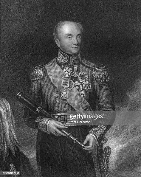 General Rowland Hill CommanderinChief of the British Army c1830c1835 One of Wellington's most trusted lieutenants during the Peninsular War Hill was...