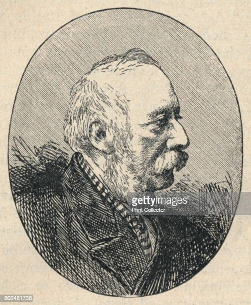 General Scarlett' 1902 Sir James Yorke Scarlett British soldier and hero of the Crimean War From Battles of the Nineteenth Century Vol I [Cassell and...