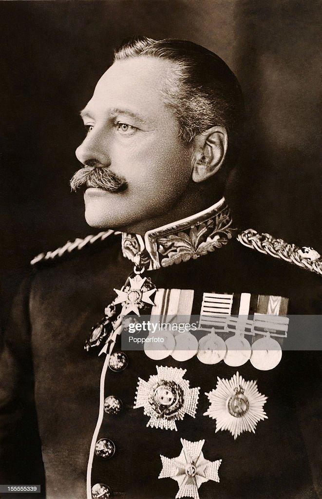 General Sir Douglas Haig a British senior officer during World War One circa 1915