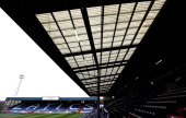 A general Stadium view ahead of the Sky Bet League One match between Oldham Athletic and Bradford City at Boundary Park on December 01 2013 in Oldham...