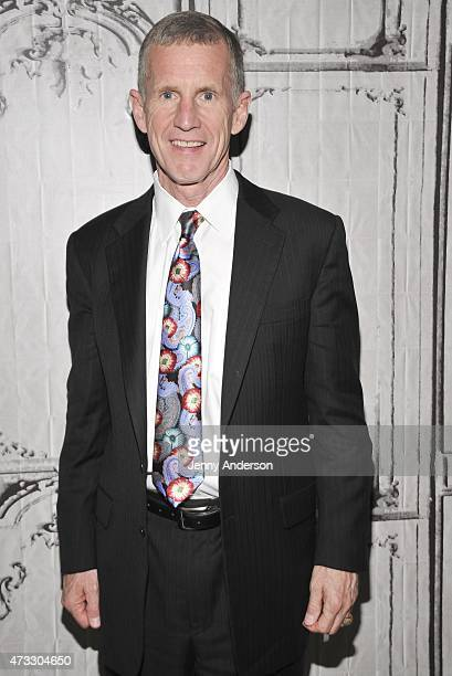General Stanley McChrystal attends AOL Build Speaker Series at AOL Studios in New York on May 14 2015 in New York City