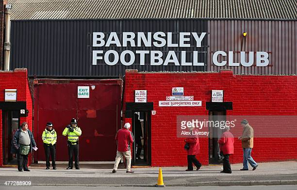 Barnsley F.C. Stock Photos And Pictures