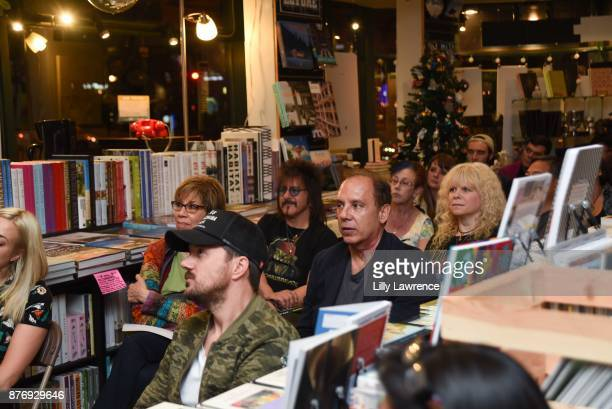 A general view as seen at Jackson Galaxy book signing for 'Total Cat Mojo' at Book Soup on November 20 2017 in West Hollywood California