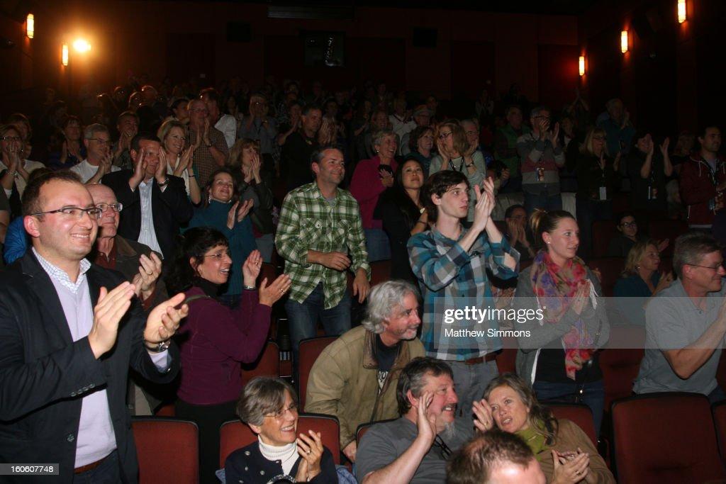 A general view at a screening of the film 'Somm' at the 28th Santa Barbara International Film Festival on February 2, 2013 in Santa Barbara, California.