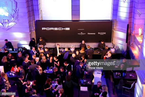 A general view at Blue Hour Reception hosted by ARD during the 67th Berlinale International Film Festival Berlin on February 10 2017 in Berlin Germany