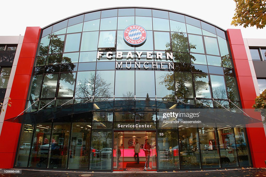 fc bayern muenchen club shop getty images. Black Bedroom Furniture Sets. Home Design Ideas