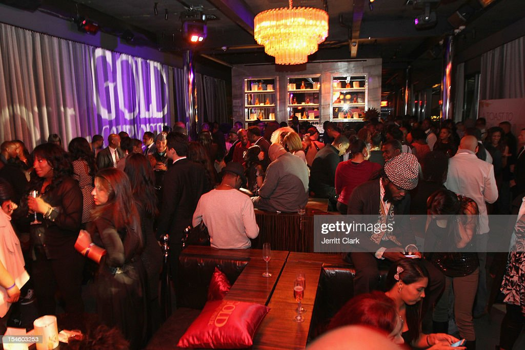 General view at Gabrielle Union's 40th Birthday Party With Courvoisier Gold at the Dream Downtown on October 22, 2012 in New York City.