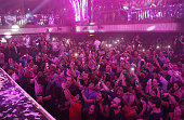 A general view at Jewel Nightclub at the Aria Resort Casino on July 23 2016 in Las Vegas Nevada