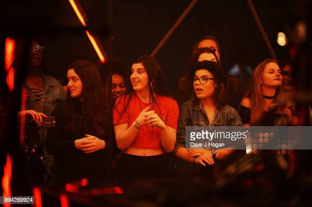 General view at MTV Live Stage at ExCel on June 9 2017 in London England MTV Live Stage is a new music series that puts the artist at the epicentre...