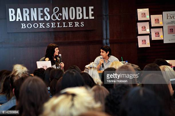 A general view at Sophia Amoruso's book signing for her new book 'Nasty Galaxy' at Barnes Noble at The Grove on October 12 2016 in Los Angeles...