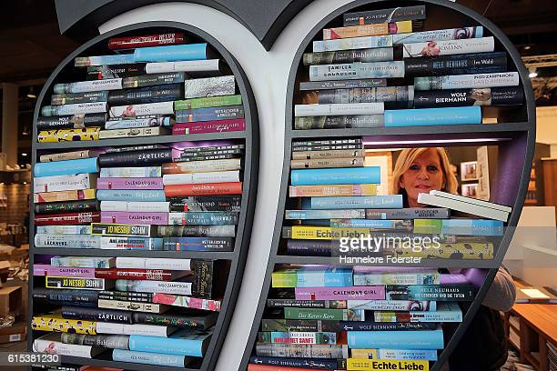 General view at the 2016 Frankfurt Book Fair on October 18 2016 in Frankfurt am Main Germany The 2016 fair which is among the world's largest book...