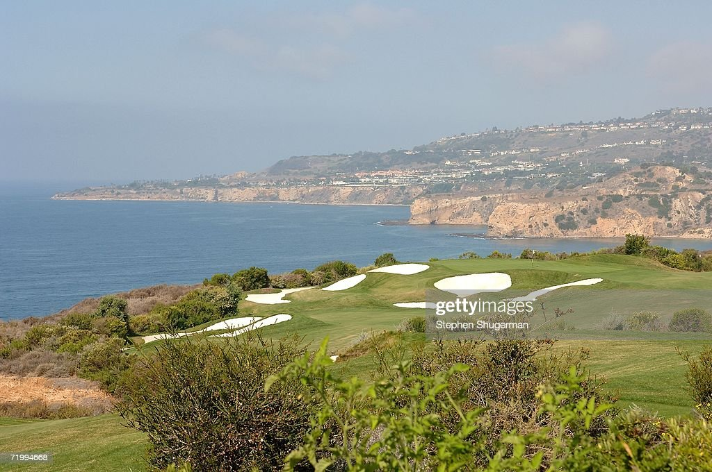 A general view at the 9th annual American Film Institute Golf Classic at he Trump National Golf Club September 25 2006 in Rancho Palos Verdes...