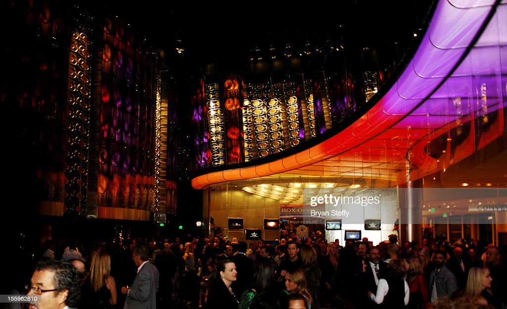 General view at the after party for the Las Vegas premiere of 'Zarkana by Cirque du Soleil' at Haze Nightclub at the Aria Resort & Casino at CityCenter on November 9, 2012 in Las Vegas, Nevada.