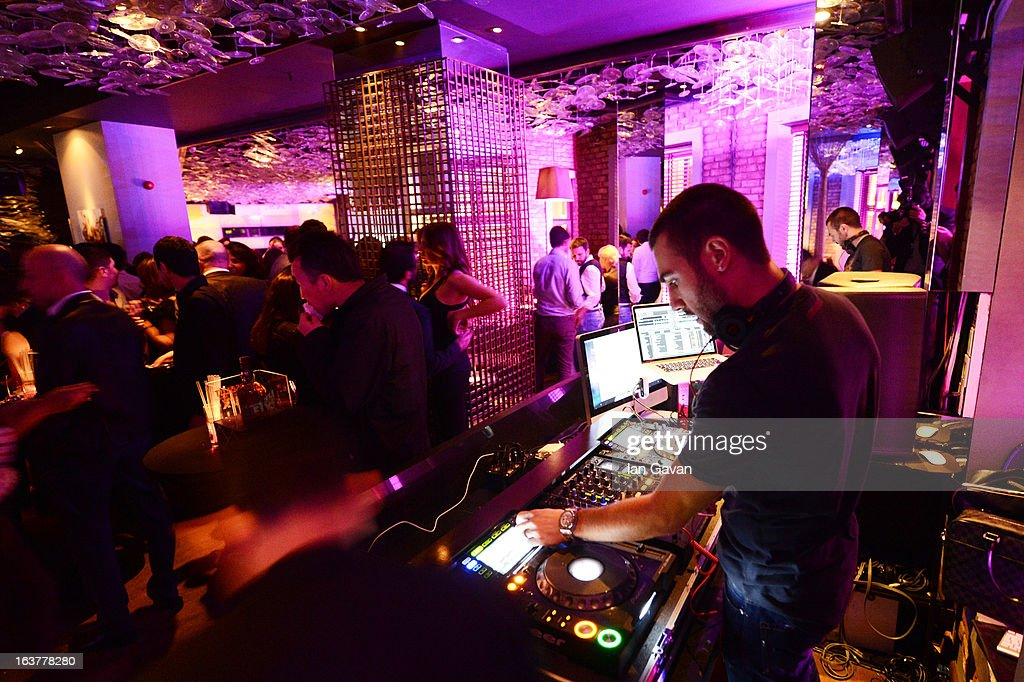 A general view at the All In Fashion (Volume 1) Party during Mercedes-Benz Fashion Week Istanbul Fall/Winter 2013/14 at the W Hotel on March 15, 2013 in Istanbul, Turkey.