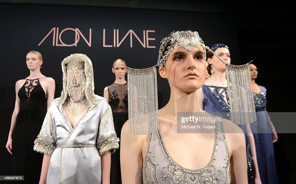 General View at the Alon Livne presentation during Mercedes-Benz Fashion Week Fall 2014 at The Hub at The Hudson Hotel on February 10, 2014 in New York City.