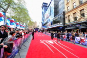 A general view at 'The Amazing SpiderMan 2' world premiere at the Odeon Leicester Square on April 10 2014 in London England